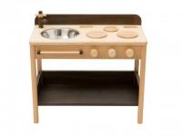 手作り木製キッチン子供用 KITCHEN LARGRE