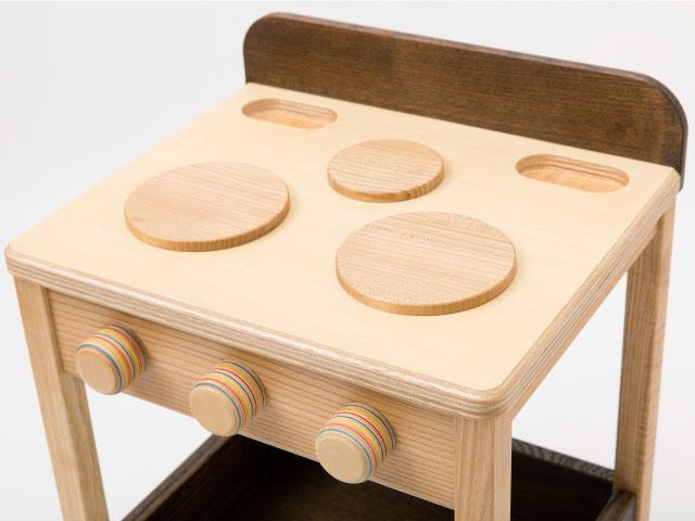 KITCHEN SMALL|手作り子供家具Za-Su